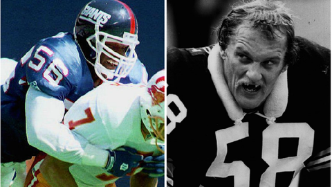 """Check out Deacon Jones, the godfather of the """"blind side"""" and Night Train Lane in this house of horrors"""