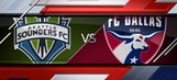 Seattle Sounders vs. FC Dallas | 2016 MLS Highlights