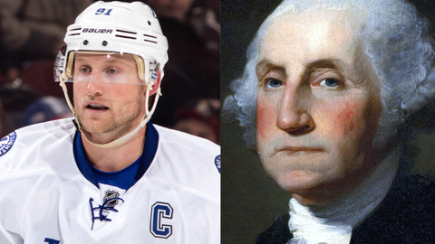 Steven Stamkos - George Washington