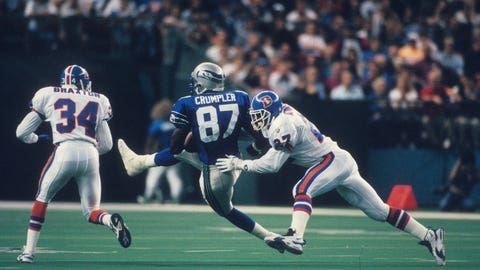(5) Steve Atwater -- safety