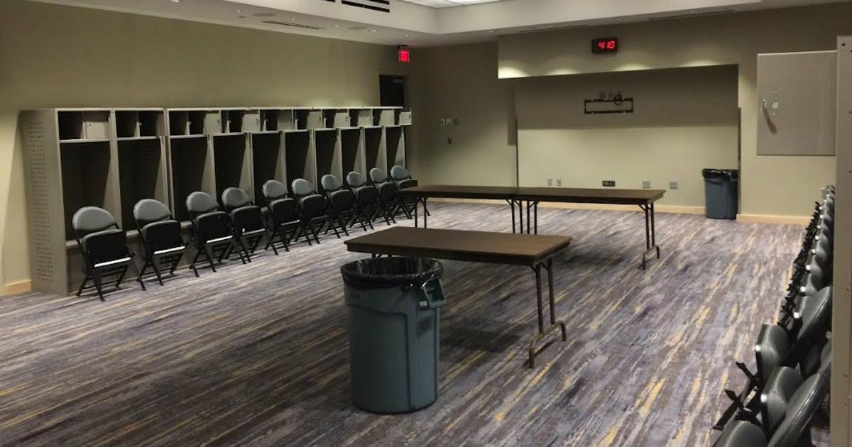 Las Vegas Nhl Team Has The Saddest Locker Room Fox Sports