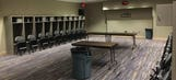Las Vegas' NHL team has the saddest locker room