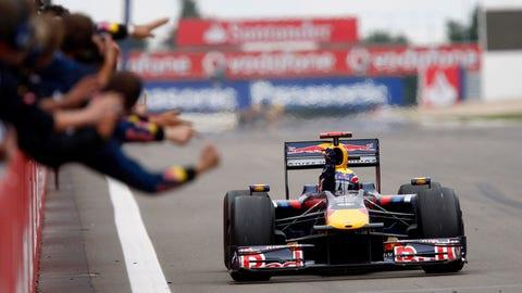 First F1 win