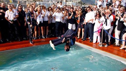 Winning in Monaco