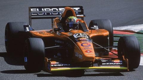 Progression to F1