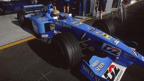 First F1 test