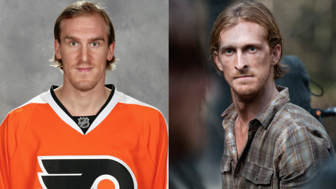 Dale Weise - Dwight from 'The Walking Dead'