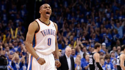 We're about to see Westbrook's true greatness