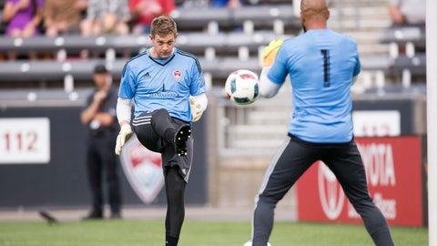 The Colorado Rapids will miss the playoffs