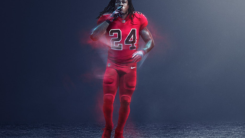 low priced 62590 844af Ranking the NFL's Color Rush uniforms, from No. 32 to No. 1 ...