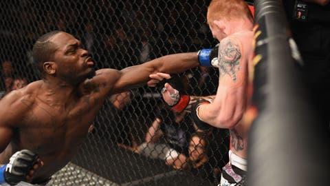 Robert Whittaker vs. Derek Brunson -- UFC Melbourne