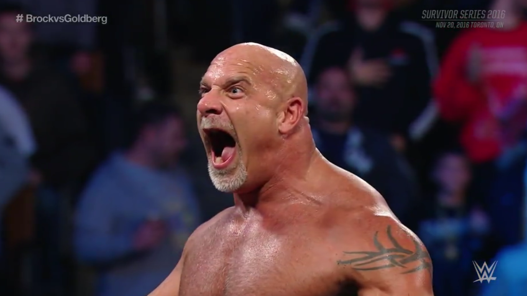 Goldberg, The Undertaker, and the 10 most dominant WWE characters of