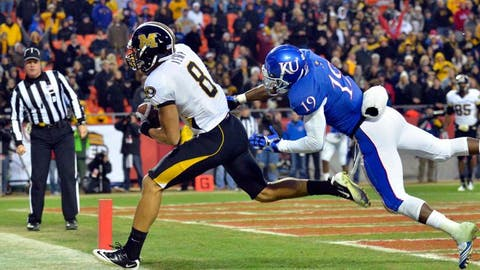 Missouri vs. Kansas - Last played: 2011