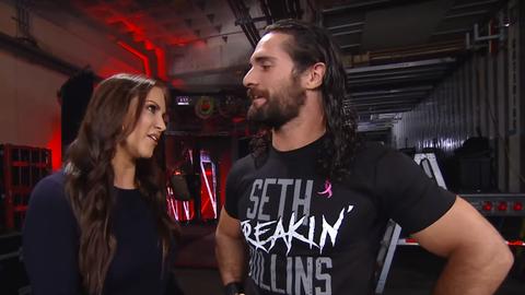 Men's 5v5 - Team Raw: Seth Rollins