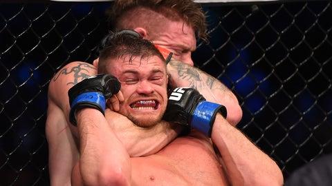 UFC Fight Night: Felder v Cruickshank
