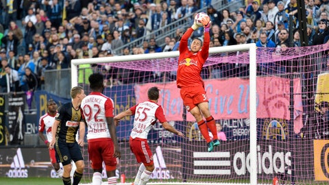 Luis Robles, New York Red Bulls