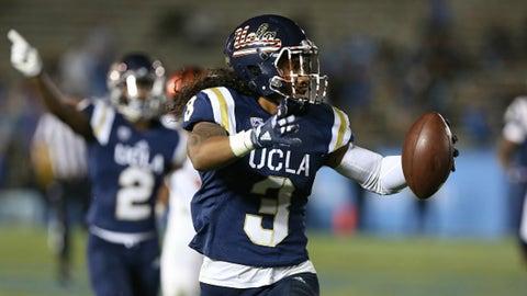 "UCLA (""Salute to the Service"" uniforms vs. Oregon State, Nov. 12)"
