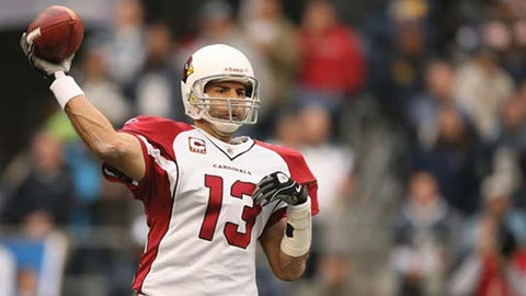 QB Kurt Warner (2005 Cardinals)