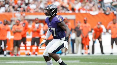 C.J. Mosley, LB, Baltimore Ravens (Alabama)