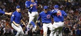 Athletes, fans and media react to the Cubs winning the World Series