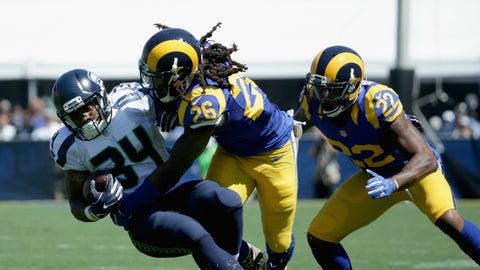 Mark Barron, S, Los Angeles Rams (Alabama)