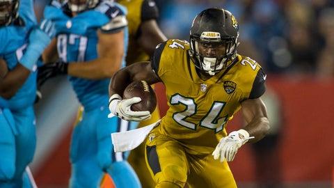 T.J. Yeldon, RB, Jacksonville Jaguars (Alabama)