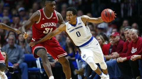 They're new to the big-time college hoops scene