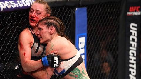 UFC Fight Night: Murphy v Faszholz