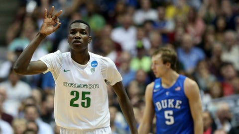 Chris Boucher, C, Oregon