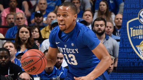 Isaiah Briscoe, G, Kentucky