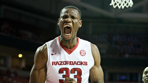 Moses Kingsley, PF, Arkansas