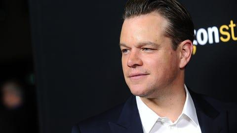 2007 - Matt Damon