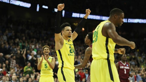 Oregon (Pac-12 champs)