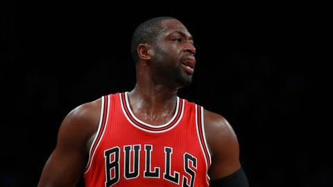 Chicago Bulls: Dwyane Wade, SG