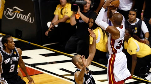 2013: Heat beat Spurs