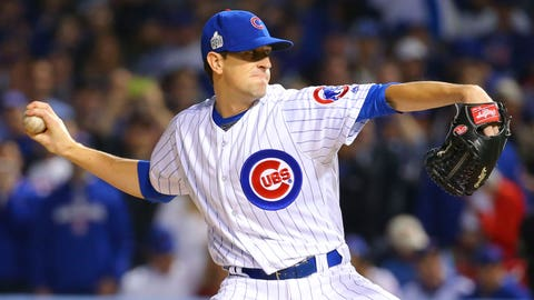 NL Cy Young: Kyle Hendricks, Chicago Cubs