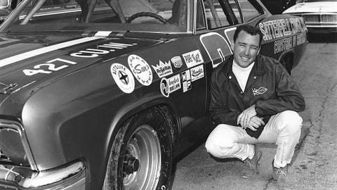 Johnny Rutherford, Ft. Worth