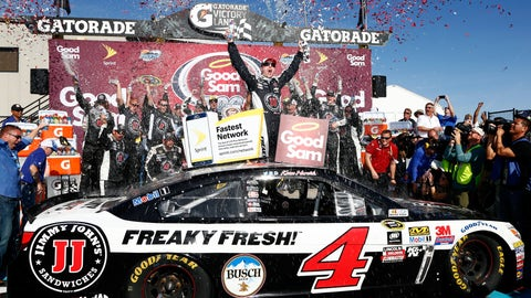Kevin Harvick, 4021 points, 6th