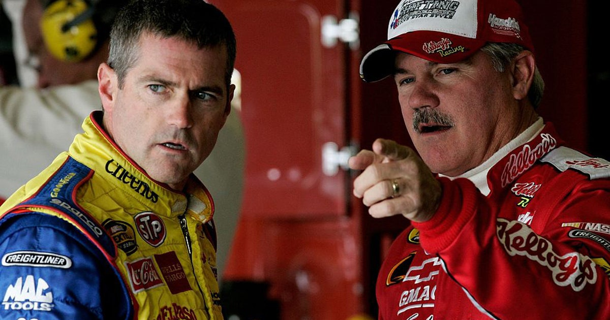 6 most famous nascar drivers from texas fox sports. Black Bedroom Furniture Sets. Home Design Ideas
