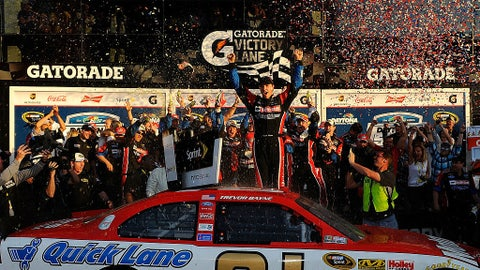 Wood Brothers snaps 10-year winless streak