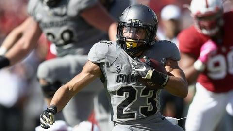 UCLA at Colorado (-13) (Thursday)