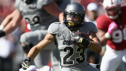 UCLA at Colorado (-13) (Thursday)