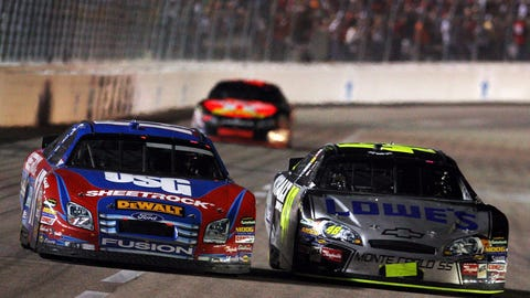 Jimmie Johnson, 2007