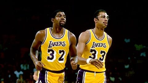 1987 Los Angeles Lakers