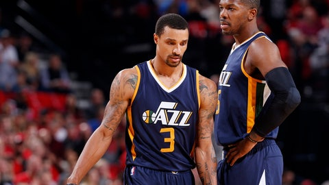 Utah Jazz: George Hill, PG