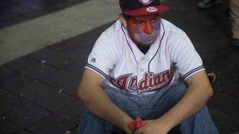 Cleveland hadn't yet tumbled into another era of sports misery