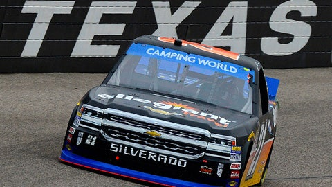 Johnny Sauter, 2 wins in this Chase round, 3072 points