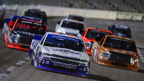 Truck Series Chase grid update