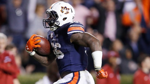 Auburn (7-2)