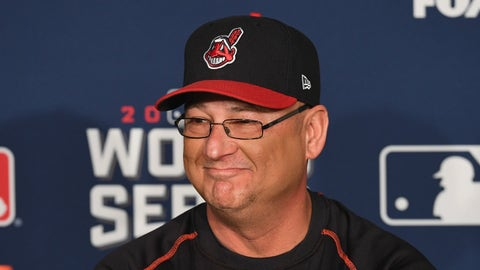 Terry Francona bobblehead - Aug. 23